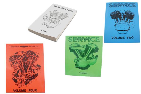 Shop Dope Series Manual Set