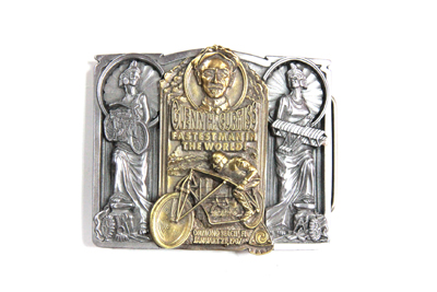 Curtiss Belt Buckle