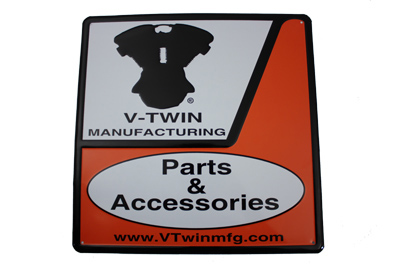 V-Twin Product Sign