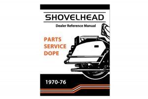 shovelhead parts and service information 1979-1976