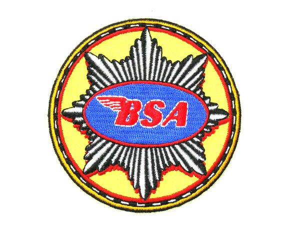 BSA England Patches