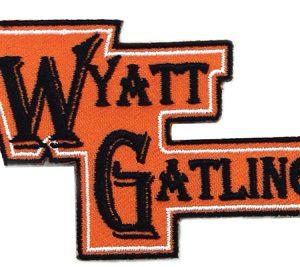 Wyatt Gatling Patches
