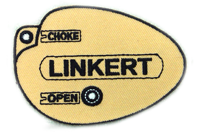 Linkert Air Dam Patches