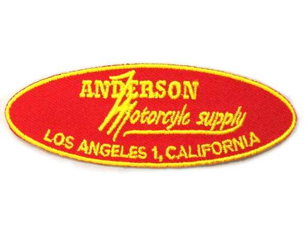 Anderson Supply Patches
