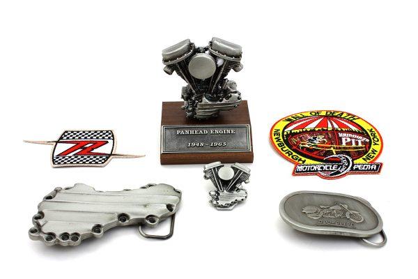 Panhead Motorcycle Gift Set