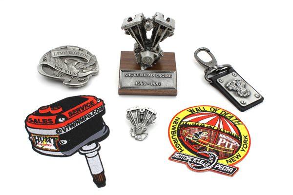 Shovelhead Motorcycle Gift Set