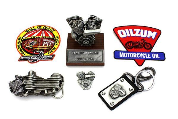 Flathead Motorcycle Gift Set