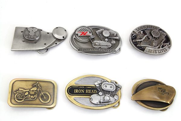 Sportster Belt Buckle Gift Set
