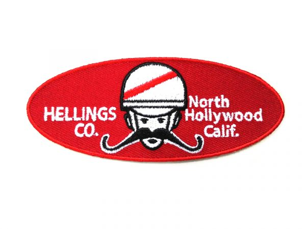 Hellings Company Hollywood Patches