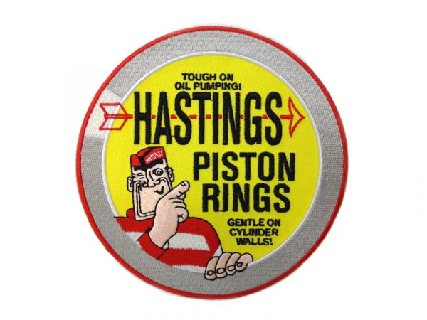 Hastings Rings Patches