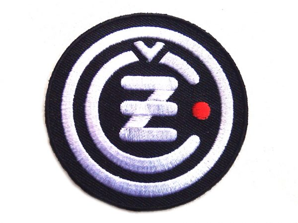 CZ Motorcycle Patches