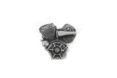 Flathead Lapel Pin