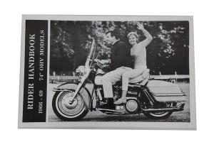 Rider Handbook for 1966-1969 FL