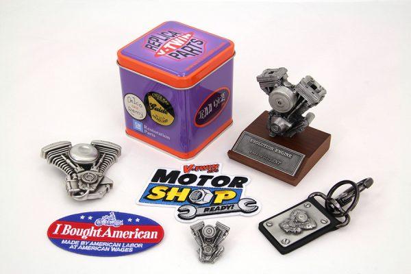 Evolution Motorcycle Gift Set