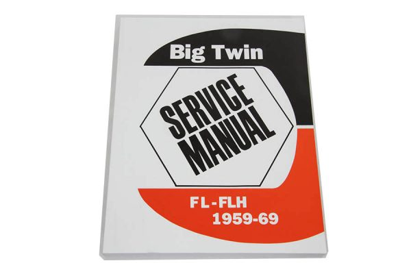 Factory Service Manual for 1959-1969 FL