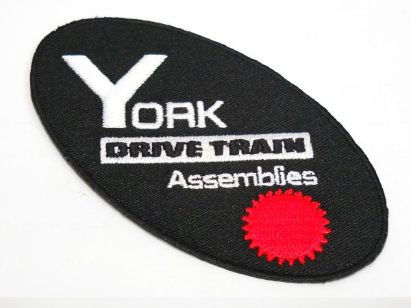 York Drive Train Patches