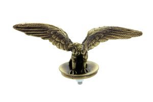 Bronze Eagle Fender Ornament