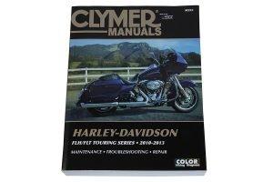 Clymer Repair Manual for 2010-2013 FLT