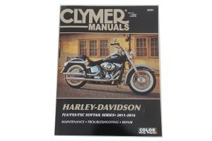 Clymer Repair Manual for 2011-Up FXST FLST