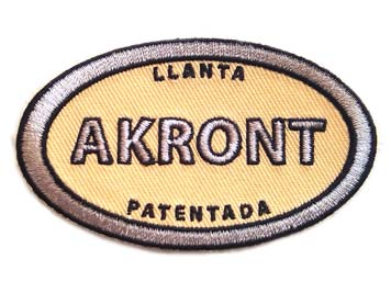 Akront Rim Patches