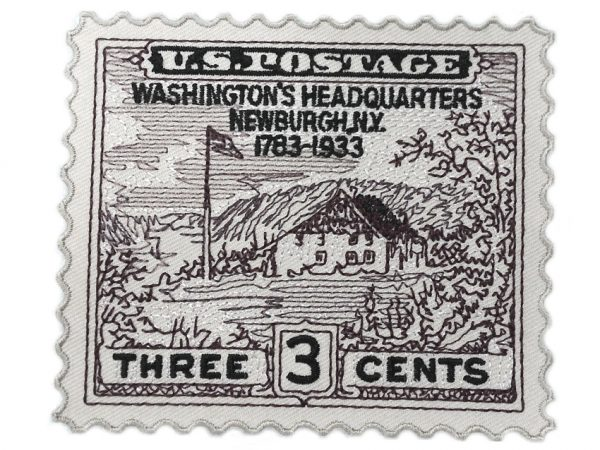 Washington Newburgh Stamp Patches