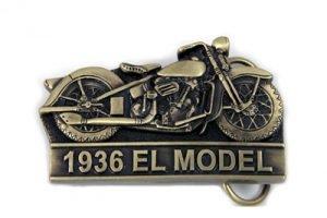 1936 Knucklehead Belt Buckle