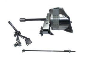 Rear Wheel Siren Kit for Square Swingarm