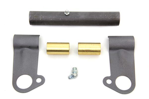Chrome Chain Guard and Oil Tank Mount Kit V-Twin 2071-10