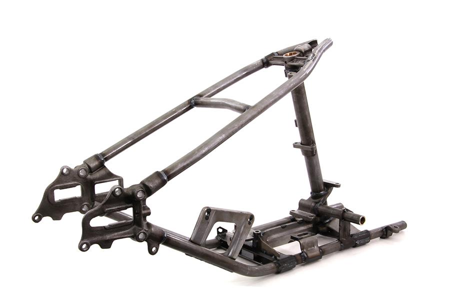 Rigid Hardtail Rear Frame Section – Justpanhead.com