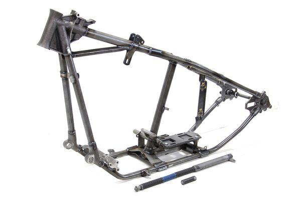 Replica Knucklehead 28° Rake Frame