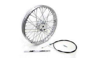 "19"" Mini Brake Wheel"