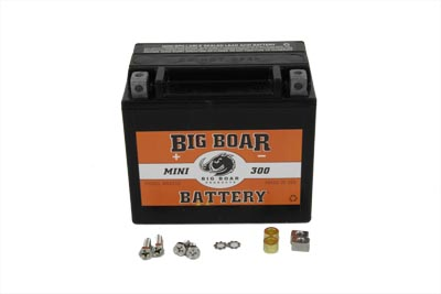 Big Boar Mini Battery custom applications