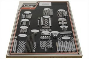 Chrome Stock Style Hardware Kit