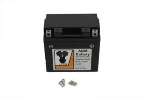 Mini-12-Volt-6-Amp-AGM-Battery for shortened oil tank