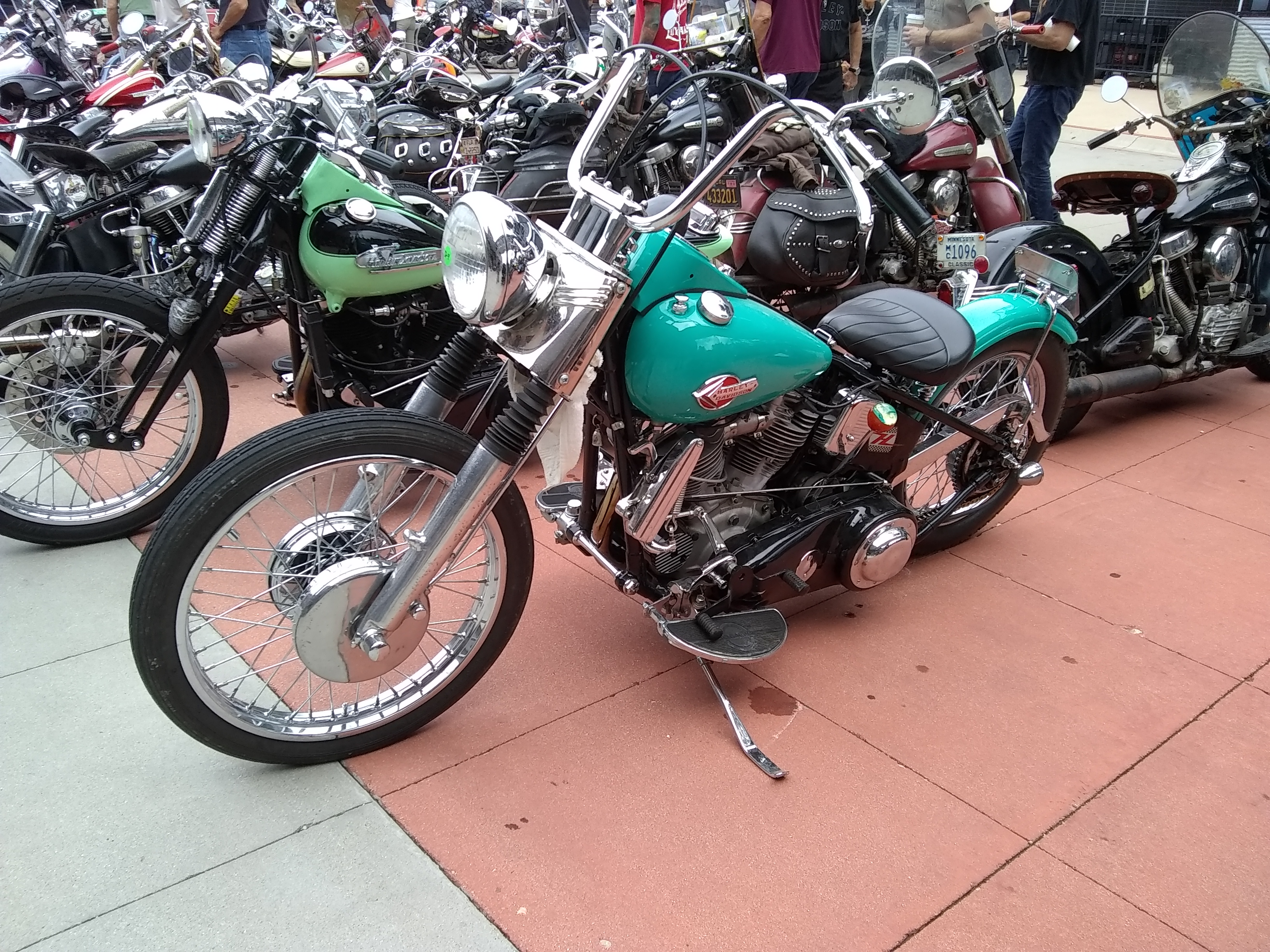 Pandemonium Ride-Wild Ones Weekend
