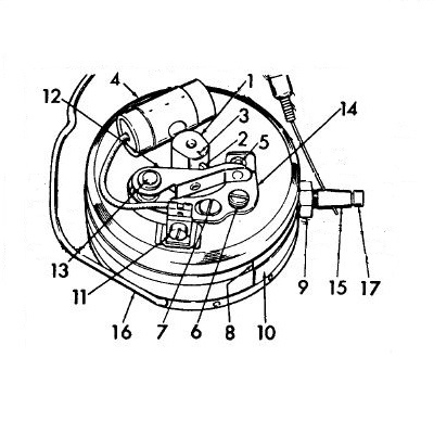 Mallory Dual Point Ignition Wiring Diagram 42 Wiring Diagram